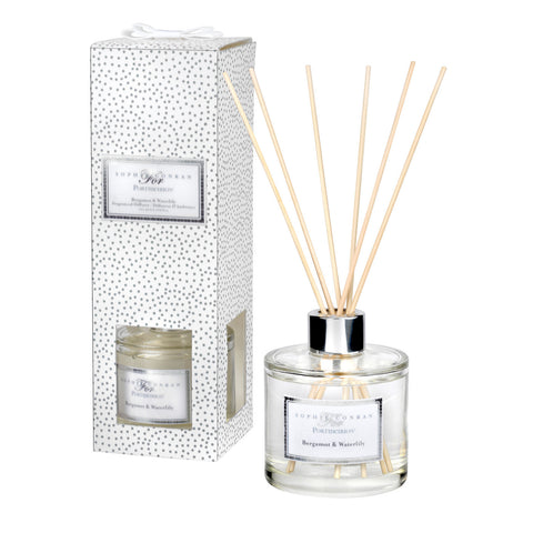 Sophie Conran Fragranced Reed Diffuser - Bergamot & Water Lily