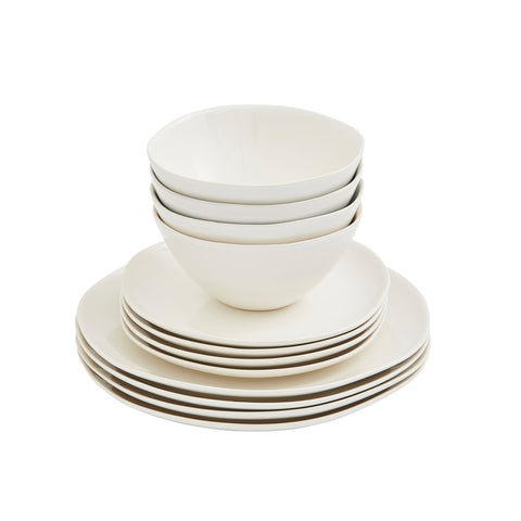 Sophie Conran Arbor 12 Piece Dinner Service Cream