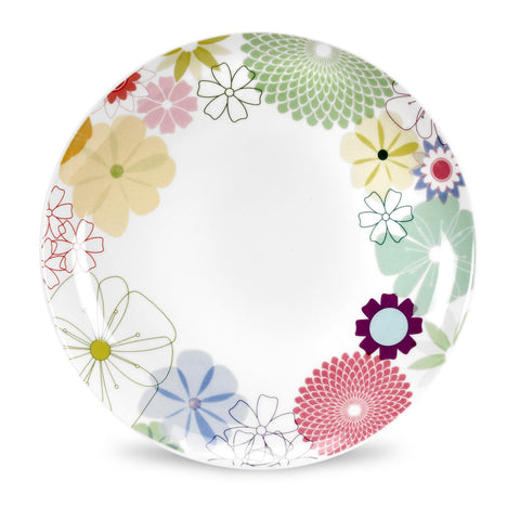 Crazy Daisy Dinner Plate Coupe 27.5cm / 10.5""