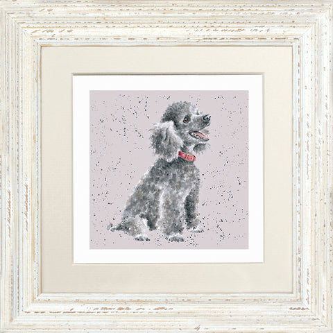 Wrendale Framed Greeting Cards - A Dog's Life Collection Three