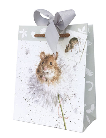 Wrendale Small Gift Bag - Mouse
