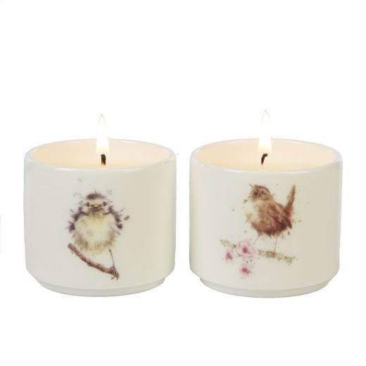 Wrendale Candle Gift Set - Hedgerow
