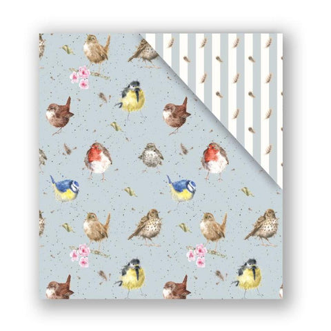 Wrendale Double Sided Gift Wrap