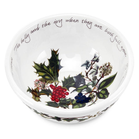 The Holly & The Ivy Fruit Salad Bowl 14cm / 5.5""