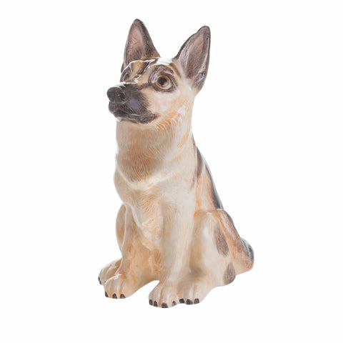 John Beswick Animal Money Bank - German Shepherd
