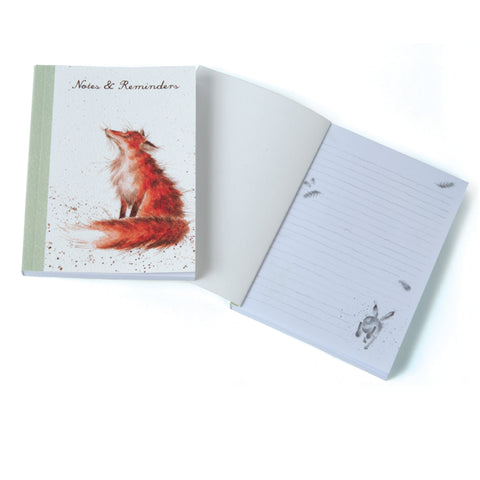 Wrendale Paperback Notebook A5