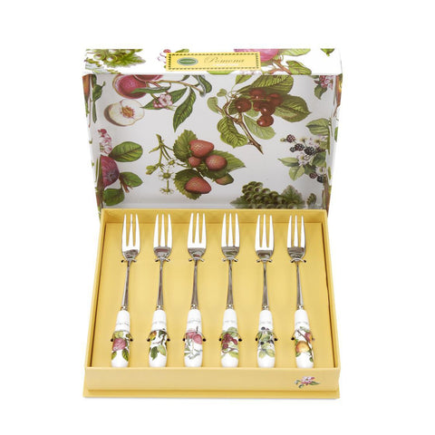 Pomona Pastry Fork Boxed set of 6