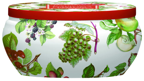 Pomona Wax Filled Boutique Candle Tin - Strawberry