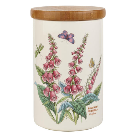 Botanic Garden Airtight Storage Jar 20cm / 8""