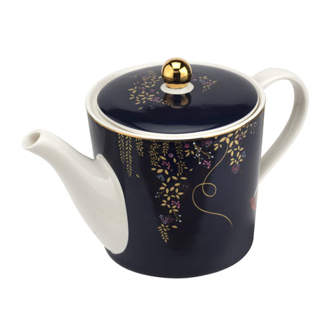 Sara Miller Small Teapot Chelsea Collection