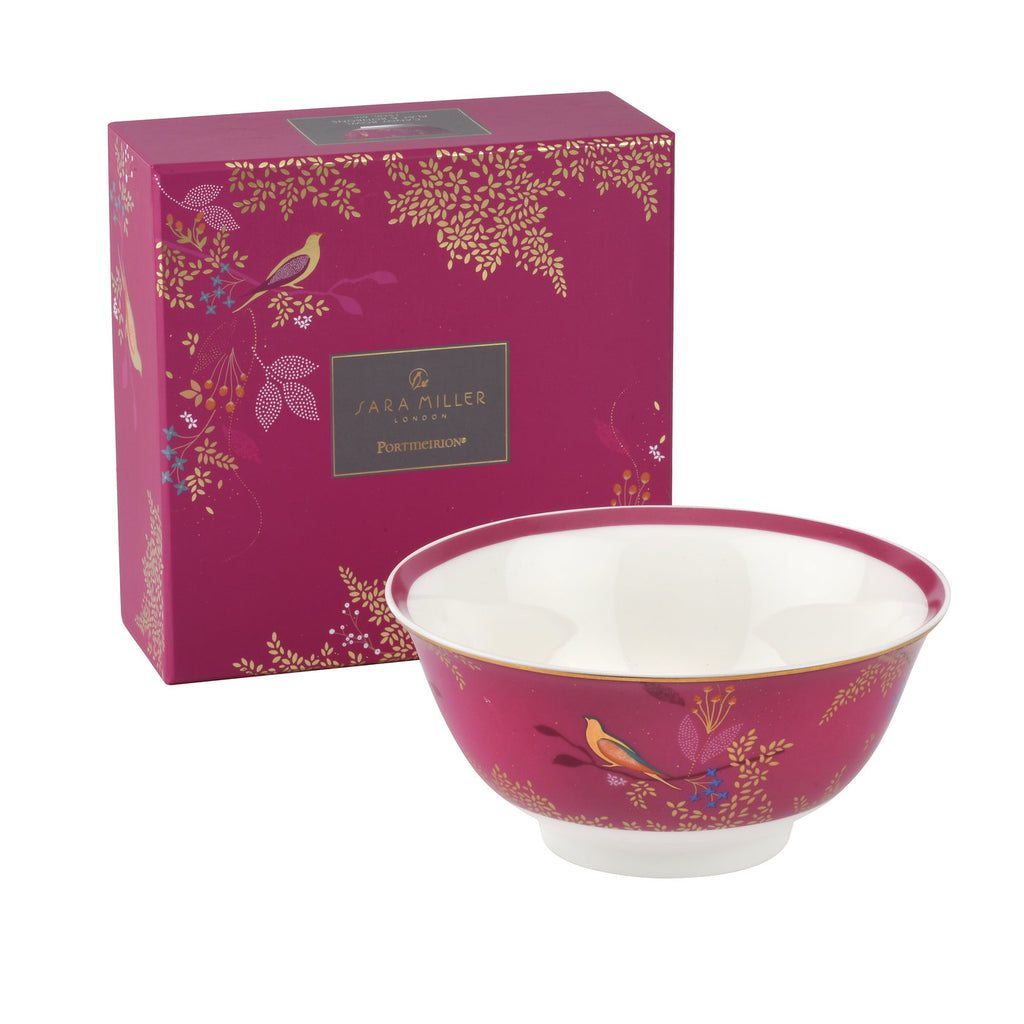 Sara Miller Candy Bowl Pink - Chelsea Collection
