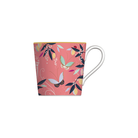 COMING SOON Sara Miller Mug Orchard Collection Peach