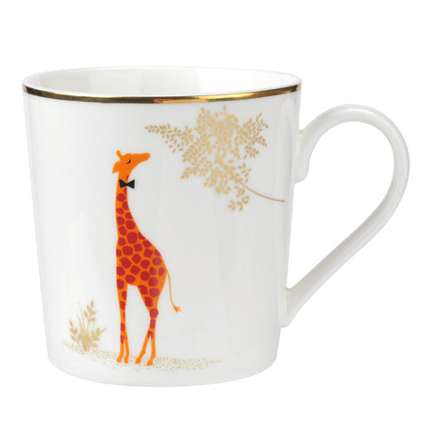 Sara Miller Mug - Piccadilly Collection - Genteel Giraffe