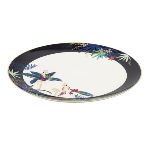 Sara Miller Round Platter - Tahiti Collection