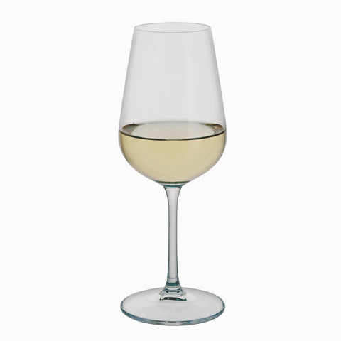 Dartington Crystal Select Box set of 6 - White Wine Glass