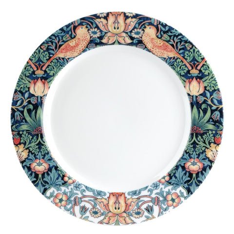 Morris & Co - Strawberry Thief Dinner Plate