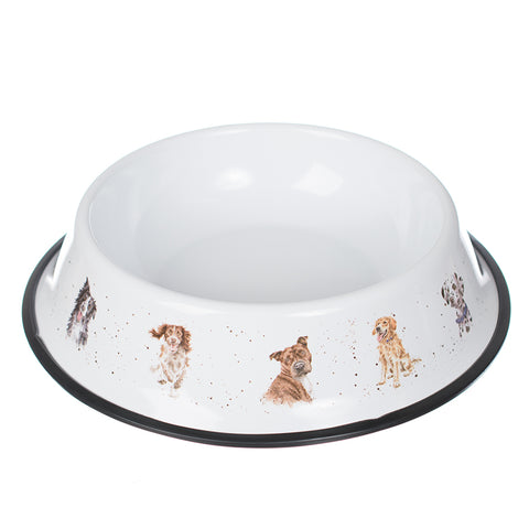 Wrendale Large Dog Bowl