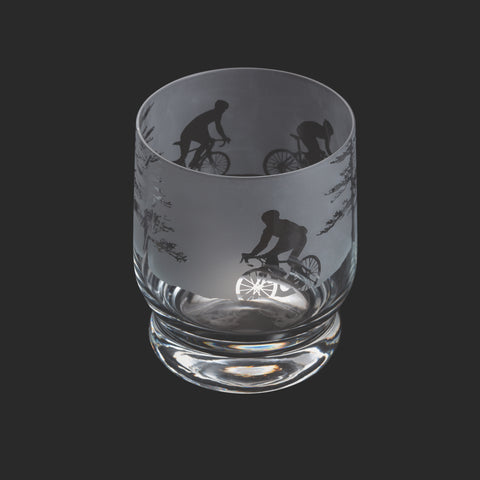 Dartington Crystal Aspect Tumbler Cycling