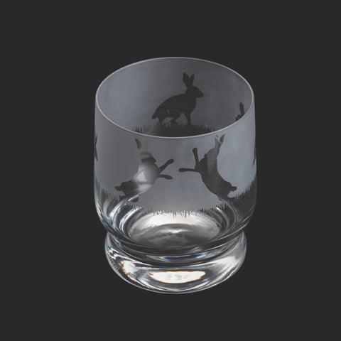 Dartington Crystal Aspect Tumbler Hare
