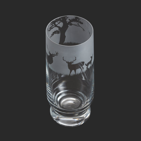 Dartington Crystal Aspect Highball Stag