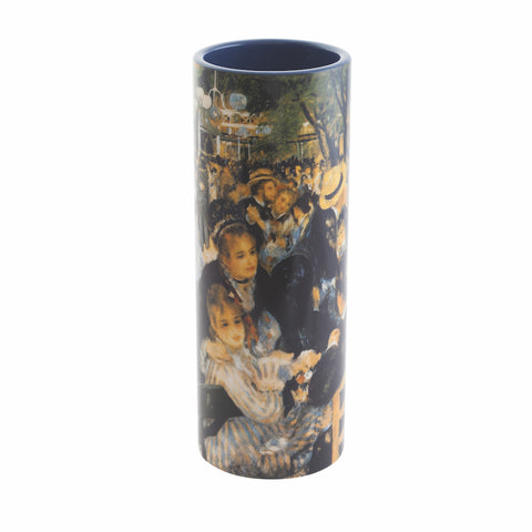John Beswick Museum Collection Medium Vase - Renoir Bal du Moulin de la Galette