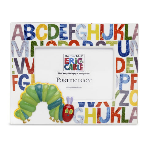 The Very Hungry Caterpillar Photo Frame- ABC