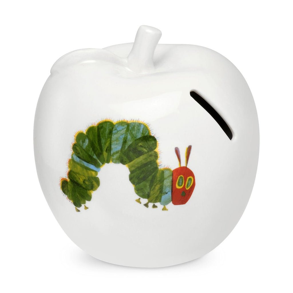 The Very Hungry Caterpillar Apple Shape Money Box
