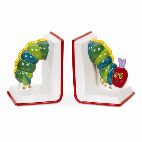 The Very Hungry Caterpillar Book Ends- Set of 2