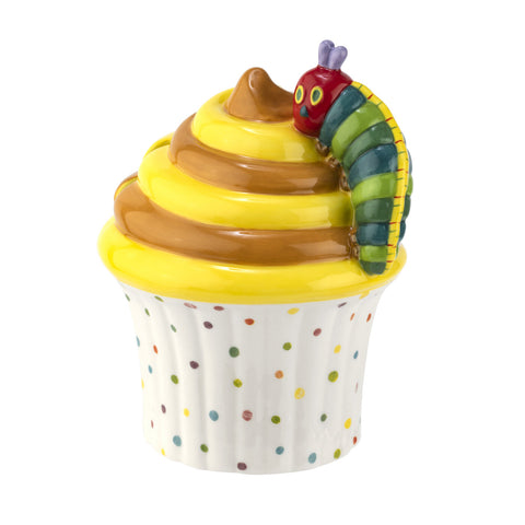 The Very Hungry Caterpillar Cupcake Money Box