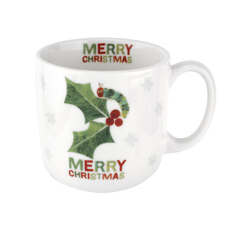 The Very Hungry Caterpillar - Merry Christmas Mug