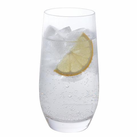 Dartington Crystal Wine & Bar Highball Glasses Set of 2