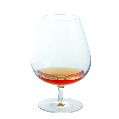 Dartington Crystal Wine & Bar Brandy Glasses Set of 2