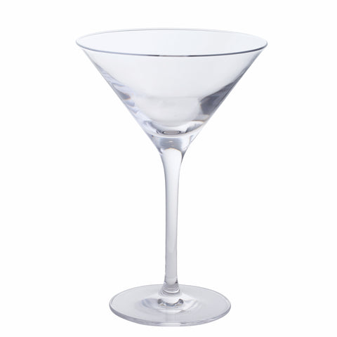 Dartington Crystal Wine & Bar Martini Glasses Set of 2