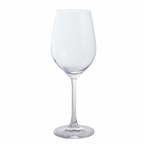 Dartington Crystal Wine & Bar - White Wine Glasses ( Box Set of 2 )