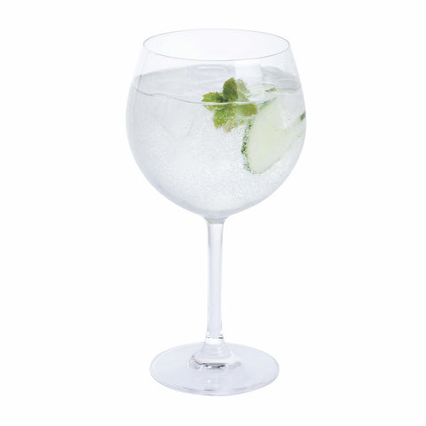 Dartington Crystal Wine & Bar Gin & Tonic Copa Set of 2