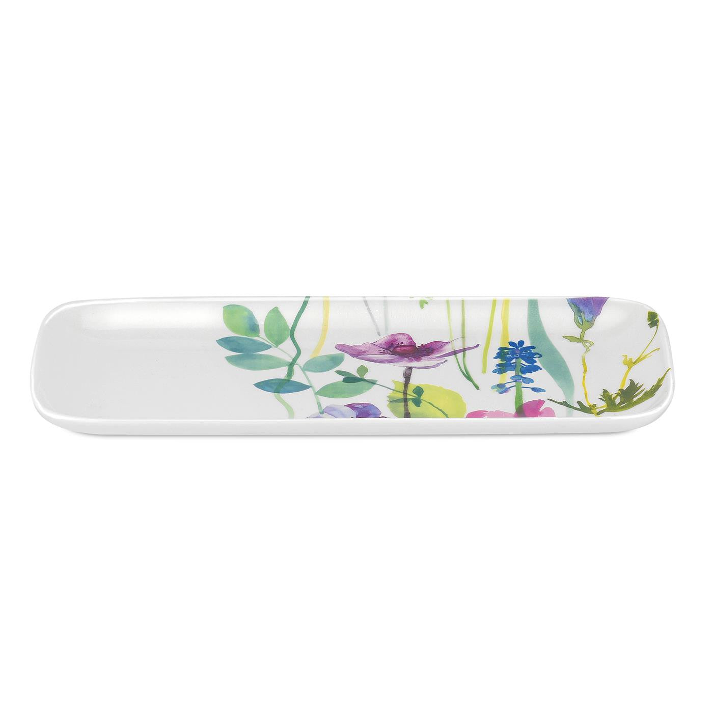 Water Garden - Sandwich Tray - Ceramic  sc 1 st  HOUSE OF PORTMEIRION : portmeirion water garden tableware - Pezcame.Com