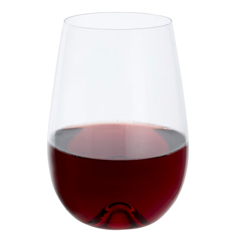 Dartington Crystal Wine & Bar Stemless Red Wine Glasses Set of 2
