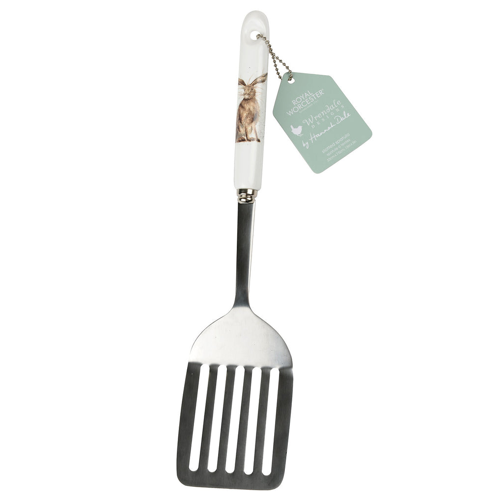 Wrendale Slotted Spatula - Hare