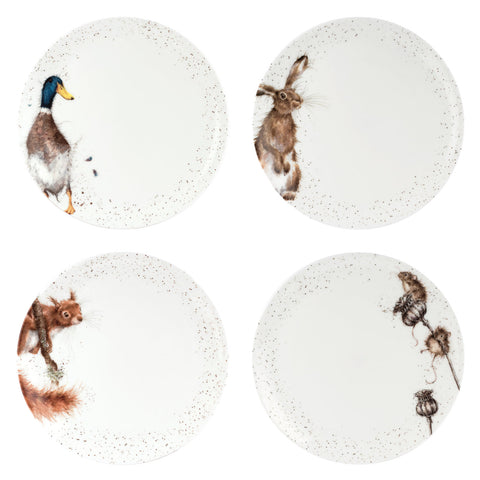 Wrendale Coupe Dinner Plate  26.7cm / 10.5""