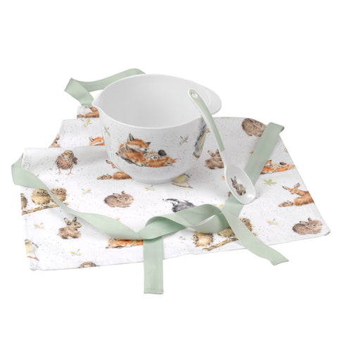 Wrendale Children's Melamine Baking Set