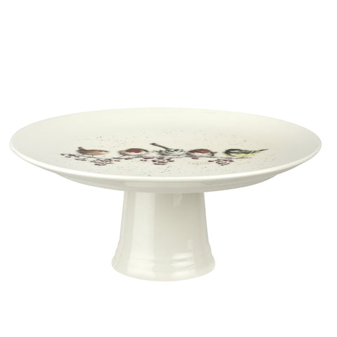 Wrendale Footed Christmas Cake Stand