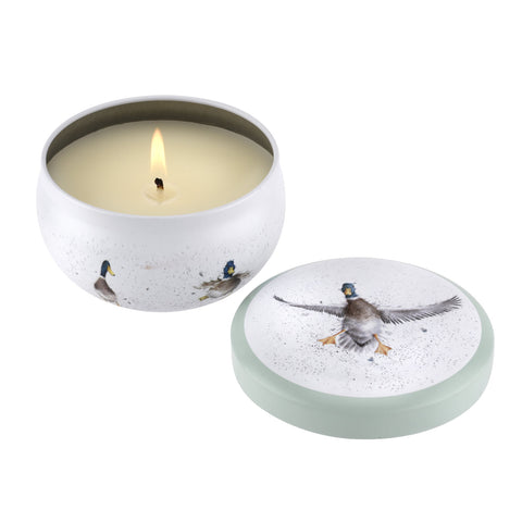 Wrendale Wax Filled Candle Tin