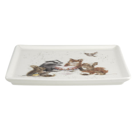COMING SOON Wrendale Square Plate