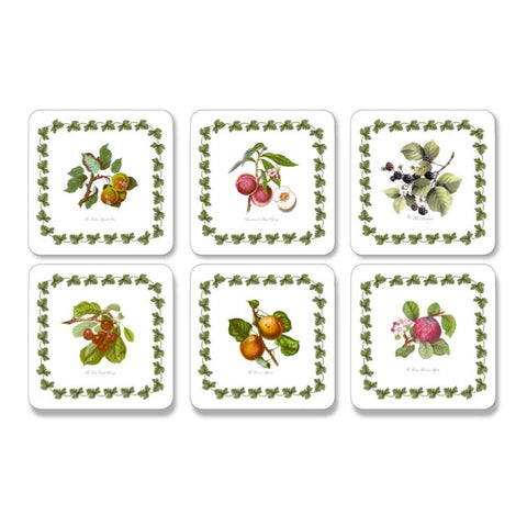 Pomona Coasters Box Set of 6