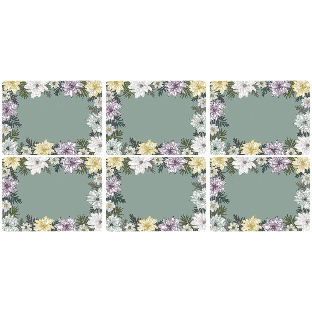 Atrium Placemats - Box Set of 6