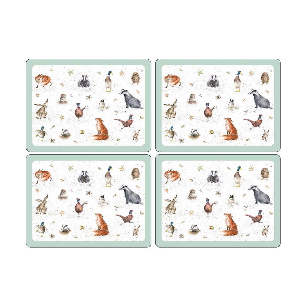 Wrendale Placemats S/4 (s)
