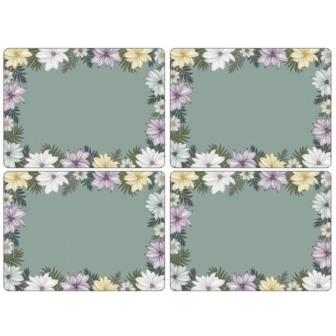 Atrium Extra Large Placemats - Box Set of 4