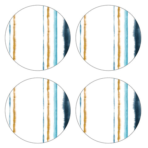 Coast Round Placemats  ( Box Set of 4 )
