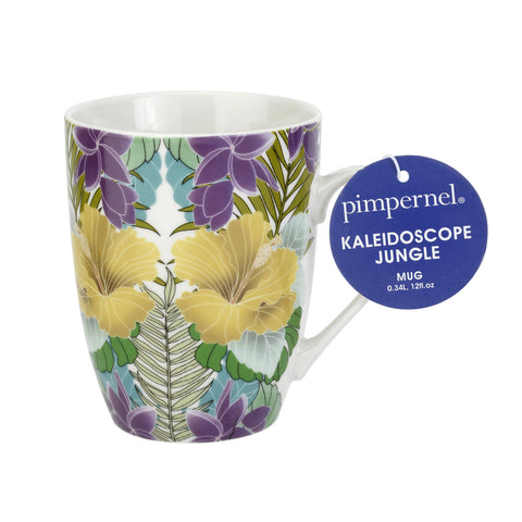 Pimpernel Mug - Kaleidoscope Jungle