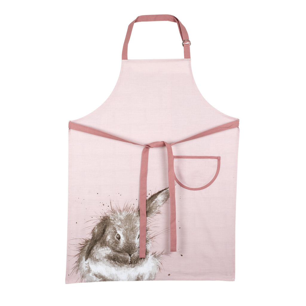 Wrendale Cotton Apron Rabbit